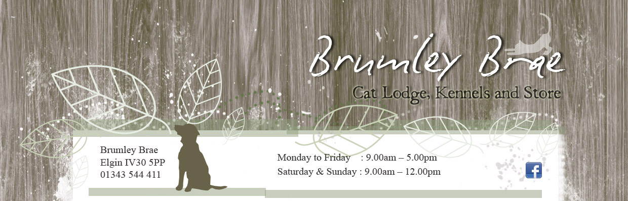 Brumley Brae Cattery, Kennels & Shop, Elgin, Moray, Scotland